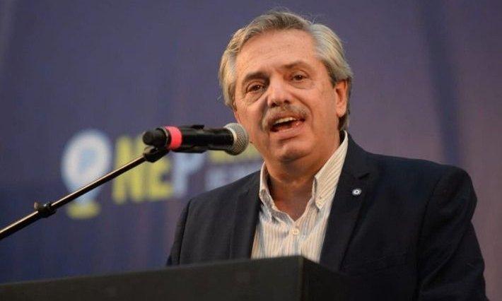 """Alberto Fernández: """"Subieron las tarifas y generaron el apagón más grande de la historia"""""""