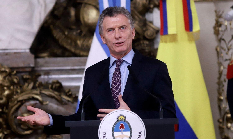 """Macri sobre el corte de luz: """"Es algo inédito y será investigado a fondo"""""""