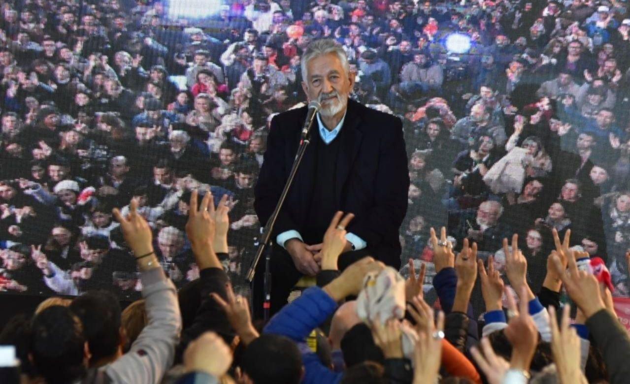 """El Alberto festejó en San Luis: """"Una enorme renovación de dirigentes"""""""