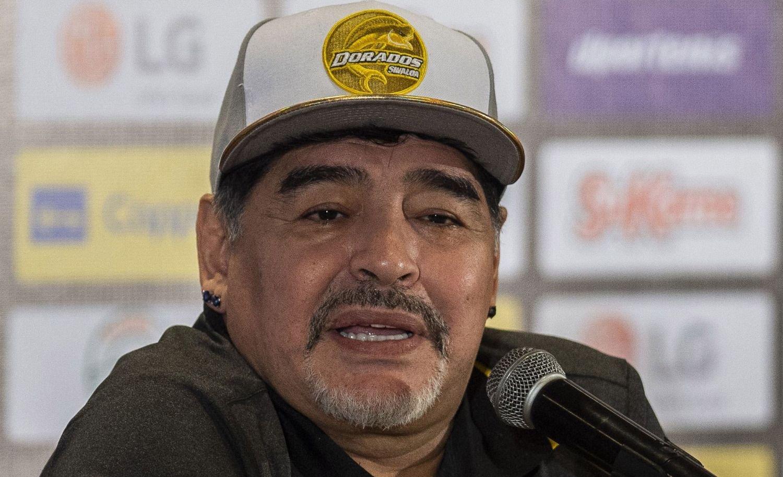 Terrible audio de Maradona contra la selección de Scaloni