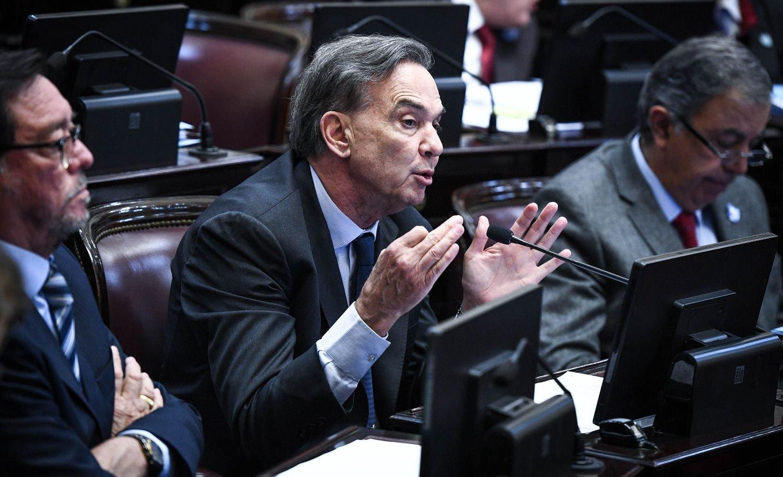 Los senadores del PJ definen al reemplazante de Pichetto