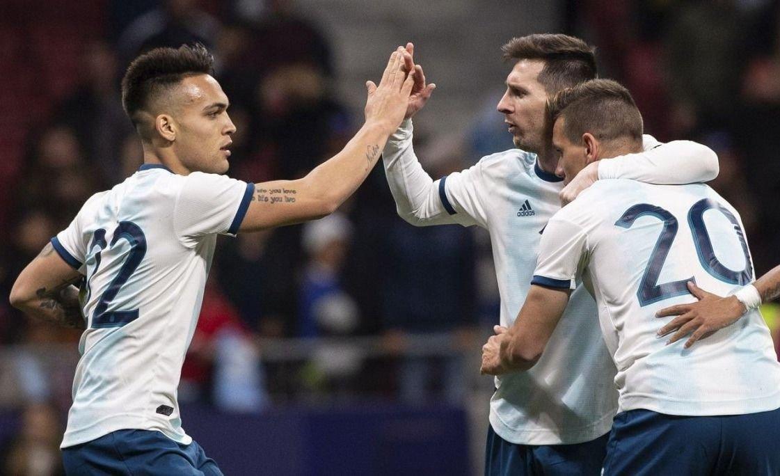 El entrenador del seleccionado argentino borró a dos históricos