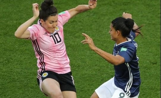 argentina escocia mundial de futbol femenino francia 2019