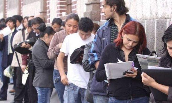 La desocupación subió al 10,6% respecto del año pasado