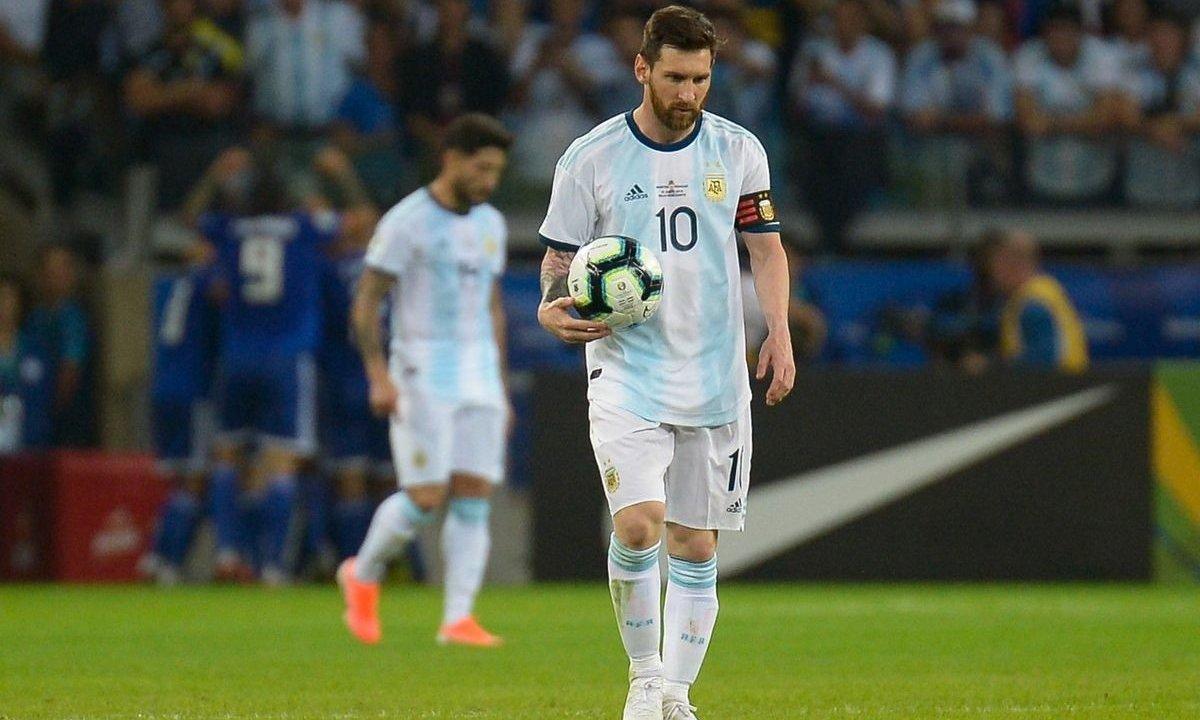 """Lionel Messi: """"Es frustrante no conseguir una victoria"""""""