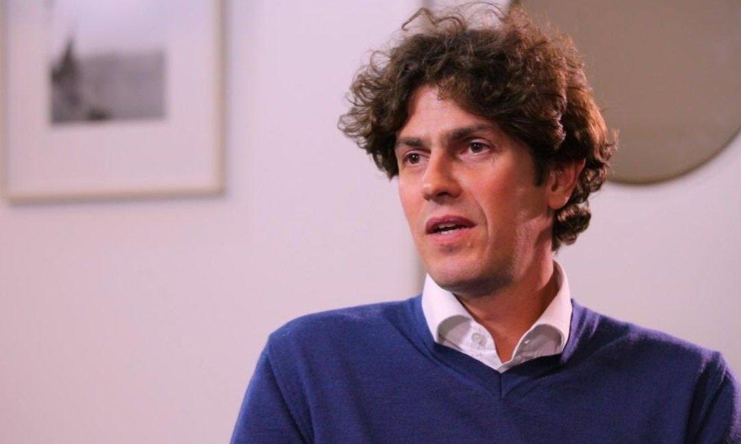 """Martín Lousteau : """"Estoy a la izquierda del Gobierno"""""""