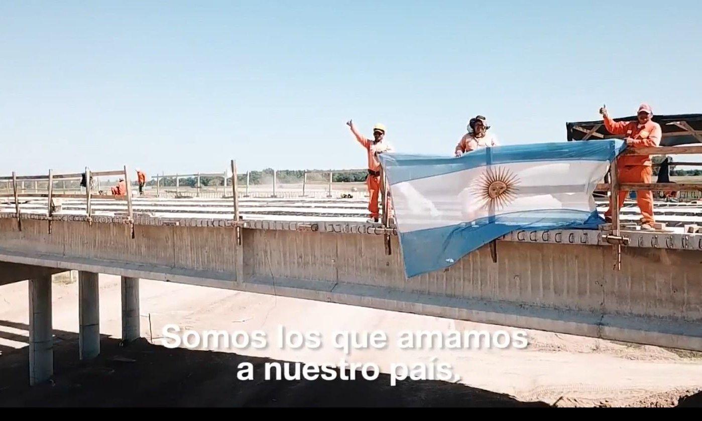 """""""Argentina merece otro gobierno"""": el nuevo spot de Cristina Kirchner"""