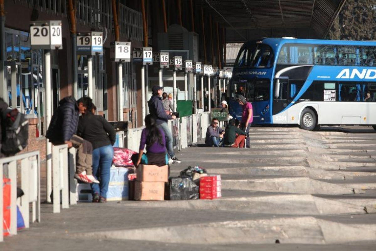 transporte larga distancia mendoza argentina boletin oficial boleto impreso celular