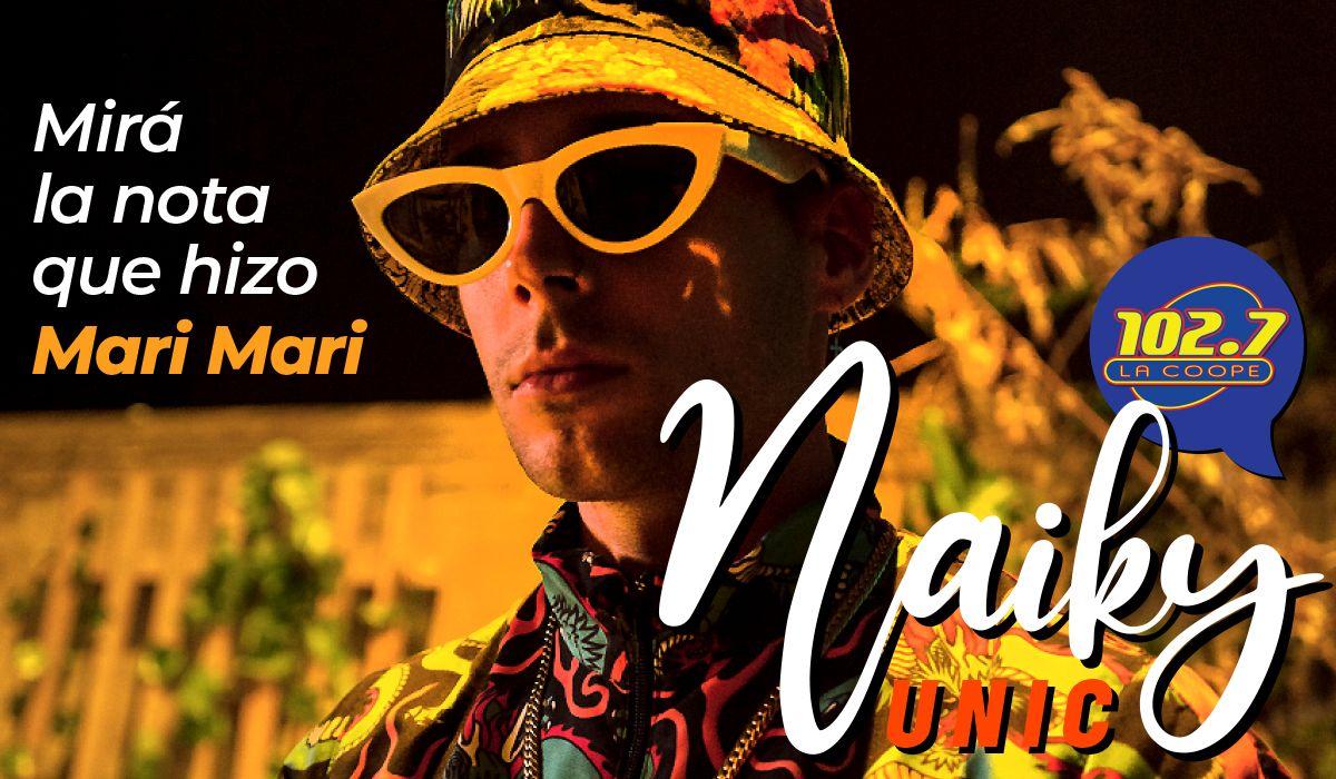 """ENTREVISTA   Naiky Unic está disfrutando de su éxito """"Takata"""" y pronto estrenará otra canción"""