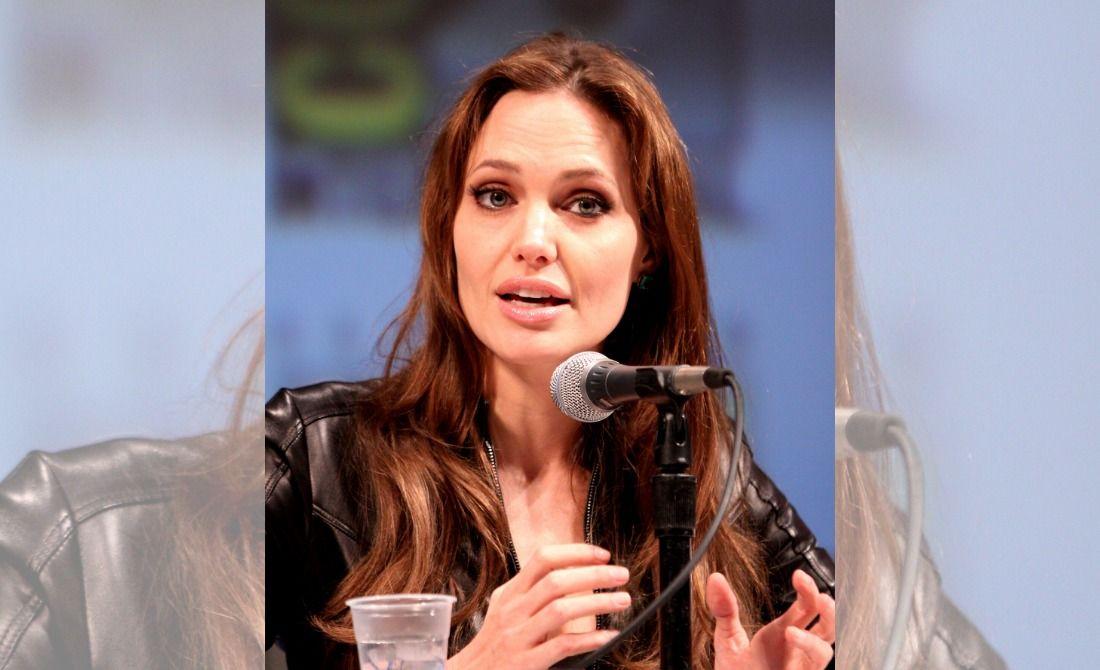 ¿Es Angelina Jolie?   La preocupación de familiares y amigos por el desorden alimenticio de la actriz