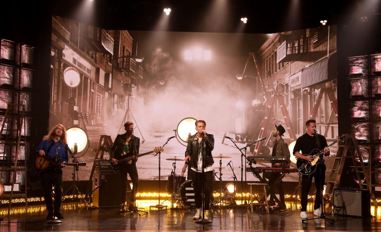 "OneRepublic interpretó ""Run"" en vivo en The Ellen Show"