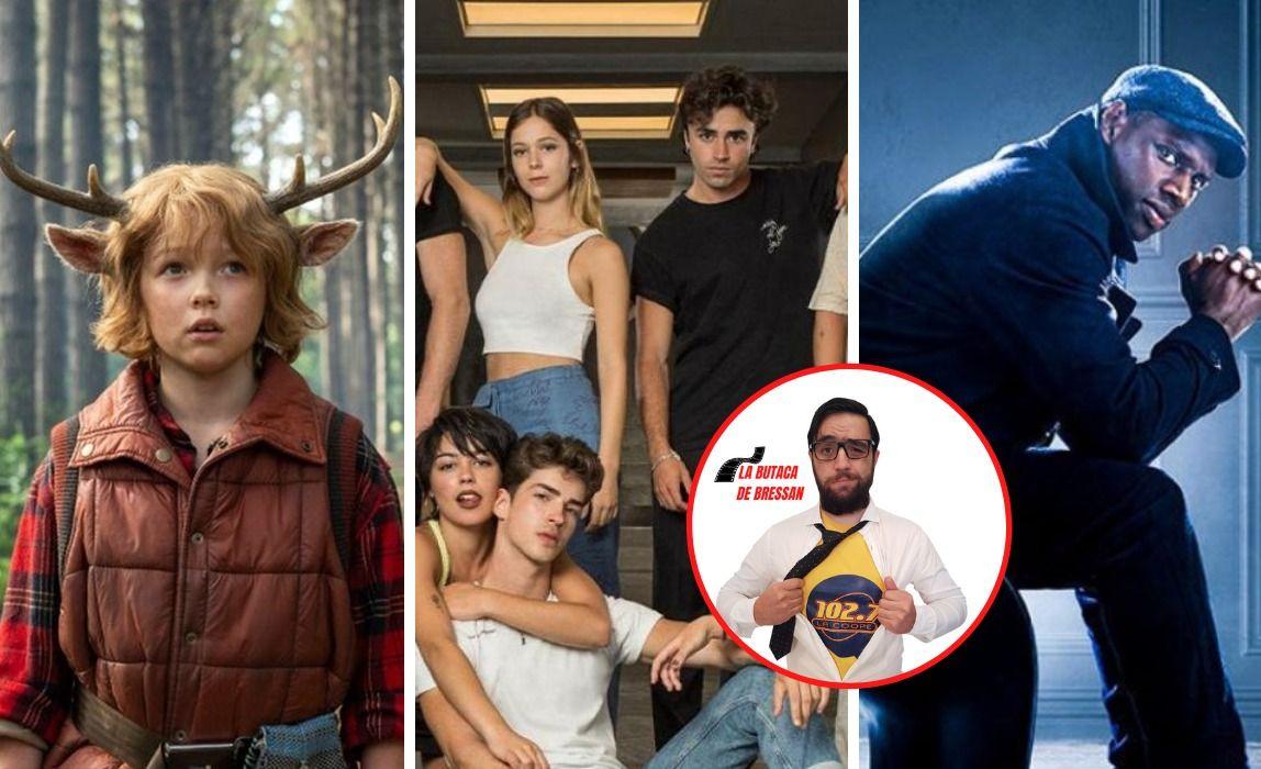LA BUTACA DE BRESSAN | Series que llegan esta semana a Netflix