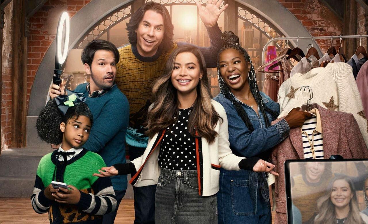 Paramount+ compartió el trailer de la nueva temporada de ICarly