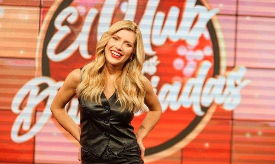 Laurita Fernández se prepara para debutar en El Trece