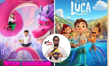 LA BUTACA DE BRESSAN: Dos grandes estrenos para ver en familia