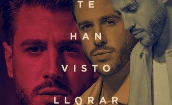 """Antonio José está de estreno con """"Te Han Visto Llorar"""""""