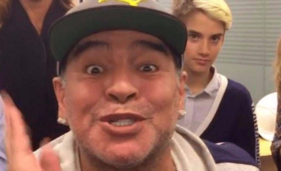 Maradona criticó a Sampaoli y se postuló para regresar como DT de la Selección