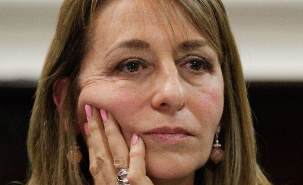 """Gils Carbó aseguró que el Gobierno la quiere desplazar para  """"concentrar el poder"""""""