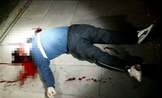 Se filtraron las fotos del cadáver por el que acusan de asesinato al Pity Álvarez