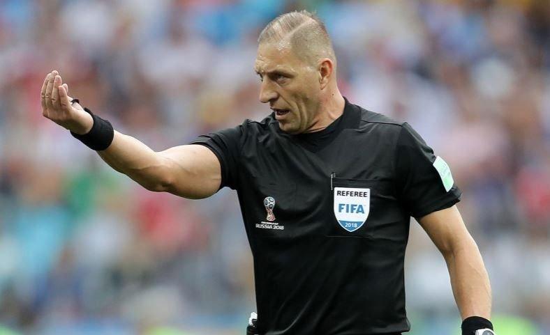 Pitana será el árbitro de la final del Mundial