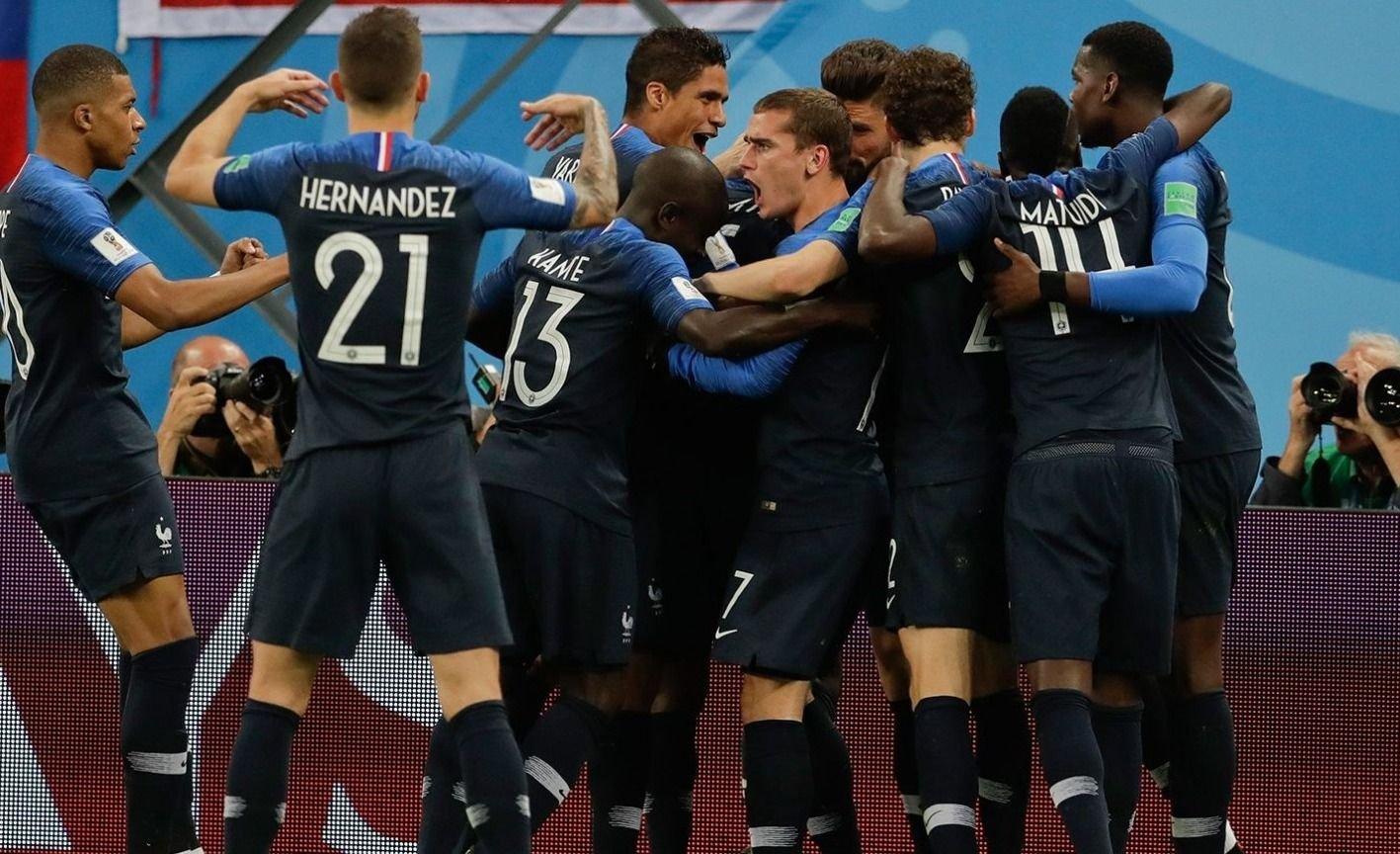 francia mundial rusia 2018