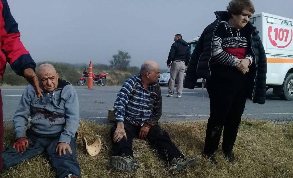 Tragedia de Tucumán: trasladan a dos de los tres jubilados internados