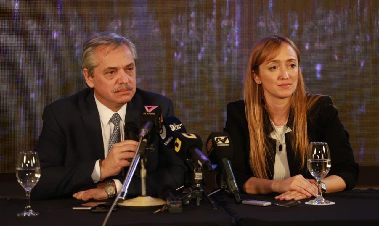 Alberto Fernández llega a Mendoza para apoyar la candidatura de Fernández Sagasti