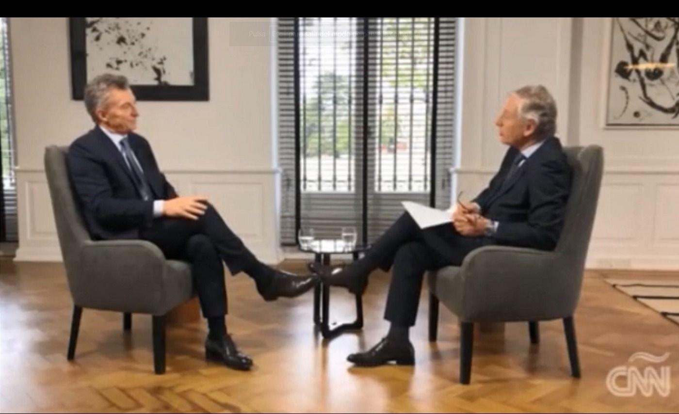macri-cnn-longobardi-entrevista-video-foto