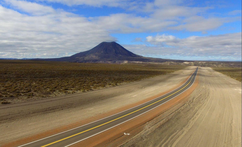 Ruta 40 Sur: las postales del nuevo camino a Malargüe