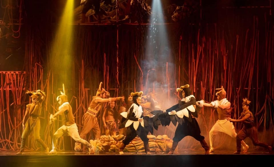 'El libro del desierto' llega al teatro Independencia