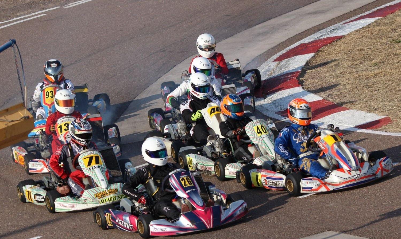 Se corrió en San Martín una nueva fecha del campeonato mendocino de karting