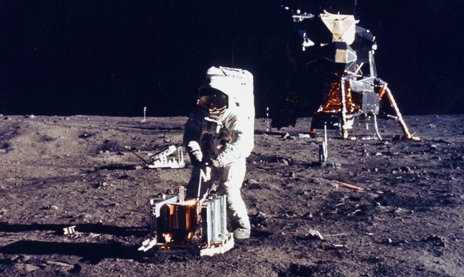 Galería de fotos: a 50 años de la histórica llegada del hombre a la Luna