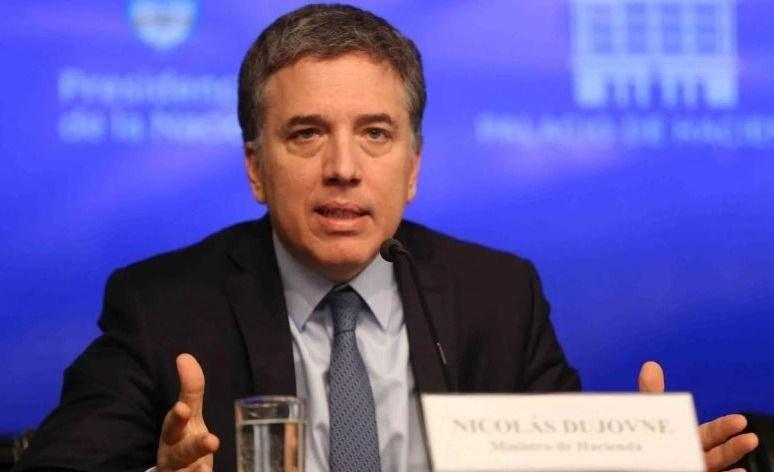 Mauricio Macri Gabinete Nicolás Dujovne Hernán Lacunza Ministerio de Hacienda y Finanzas