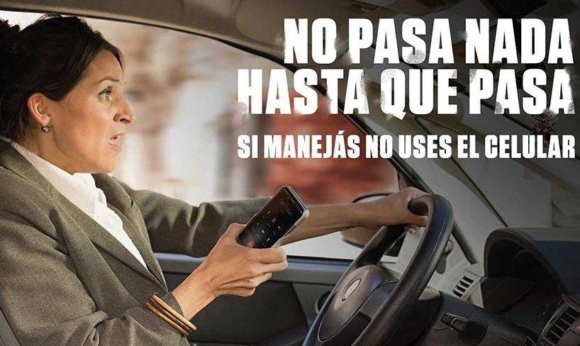 """""""No pasa nada hasta que pasa"""": los nuevos videos del Gobierno sobre seguridad vial"""