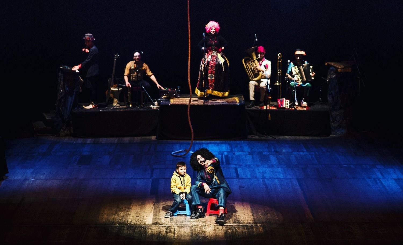 El 'CircoTrópico' de Los Hermanos Hendrix llega a la Nave Cultural