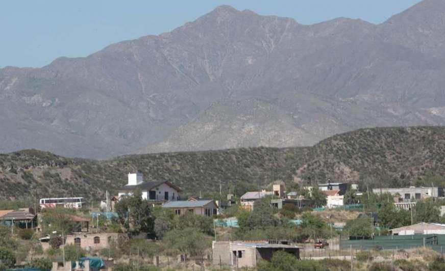 Agua potable: un pozo será la solución para El Challao