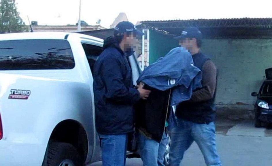 Atraparon en Mendoza a un rionegrino prófugo de la Justicia