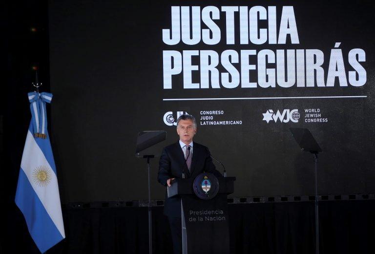 Mauricio Macri Alberto Nisman Cristina Kirchner Casa Rosada Atentado AMIA