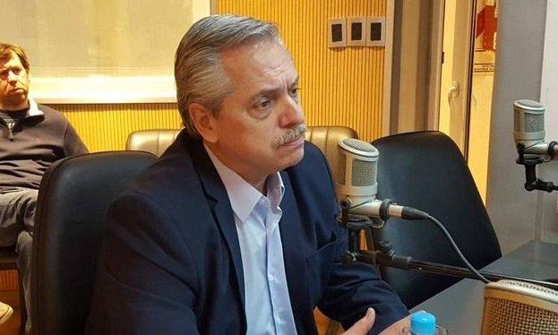 Tenso cruce radial entre Alberto Fernández y Mario Pereyra en Cadena 3