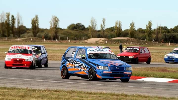 Gran Premio Vendimia Mendoza Automovilismo zonal cuyano