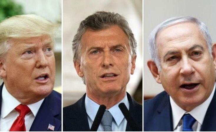 Israel y Estados Unidos felicitaron a Macri por declarar a Hezbollah como un grupo terrorista