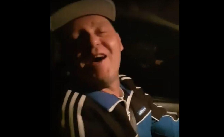 El video que grabó El Pepo poco antes de vuelco fatal de su camioneta