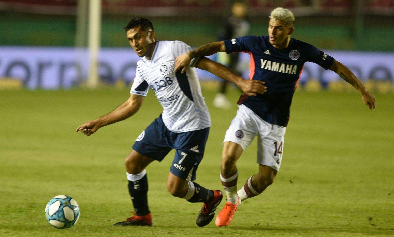 Independiente Rivadavia perdió con Lanús y se despidió del certamen