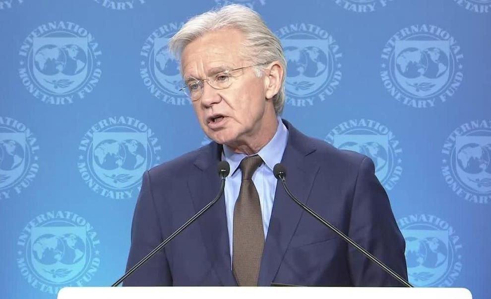FMI Argentina Alberto Fernández Gerry Rice transición