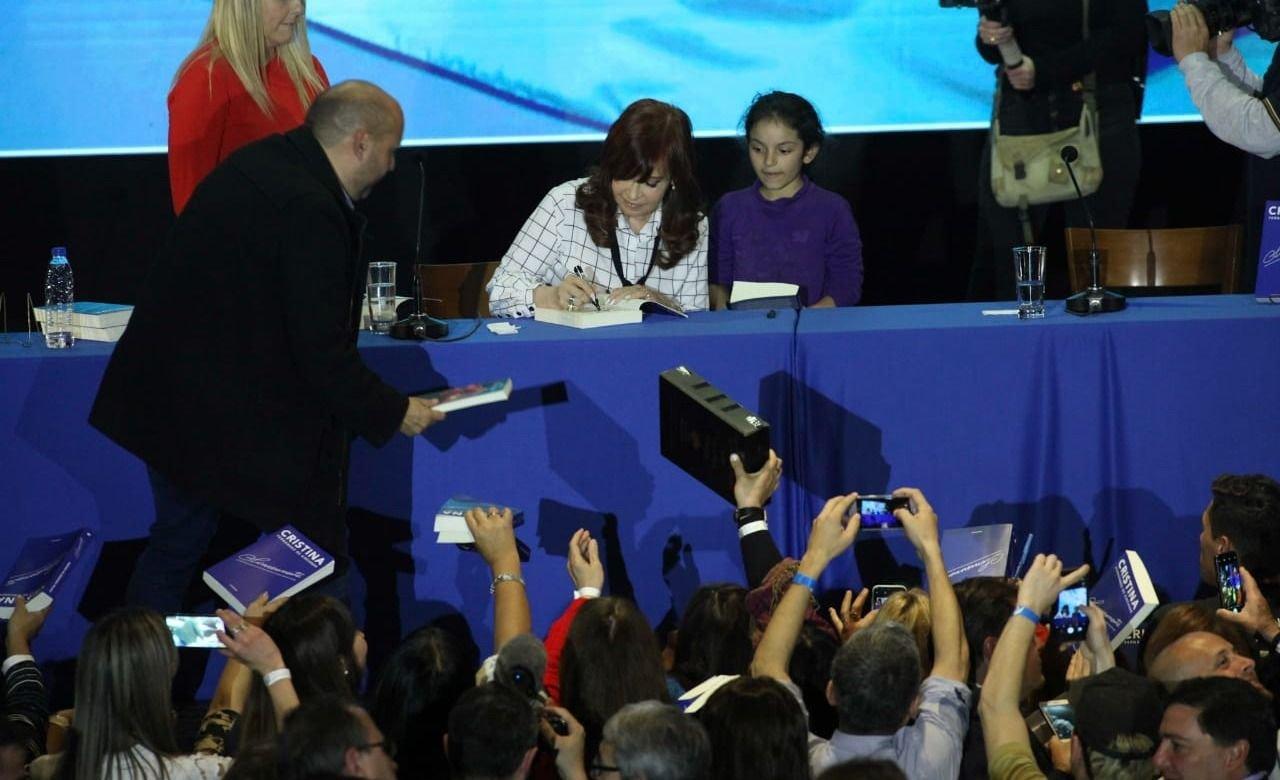 Cristina Kirchner en Mendoza Cristina Kirchner Sinceramente Cristina Kirchner en San Martín Mendoza