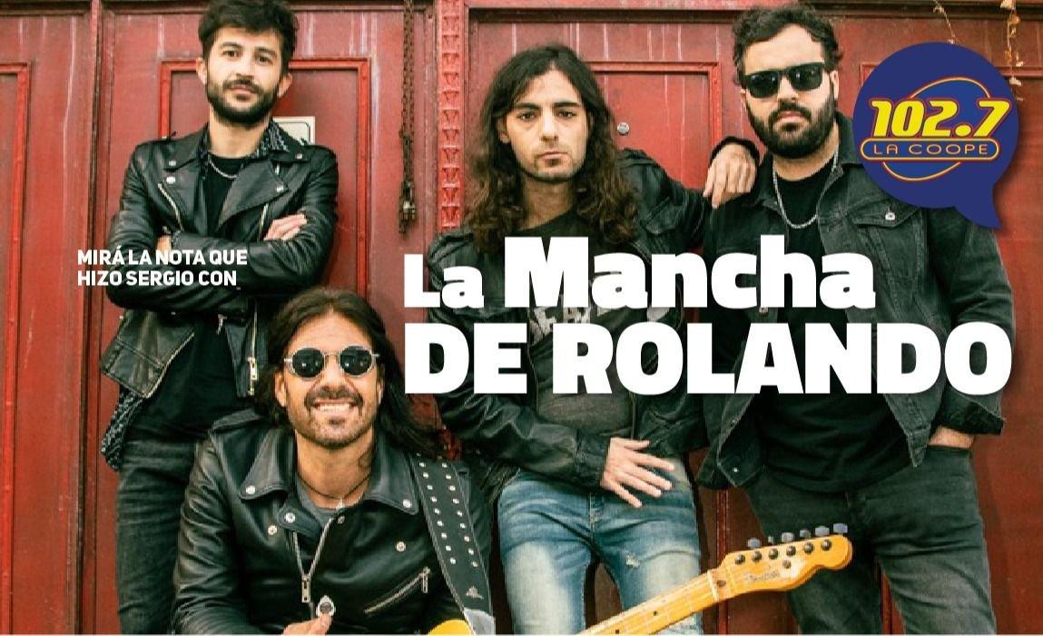 "ENTREVISTA | Mancha de Rolando: ""Todos tenemos ganas de volver a vivir"""