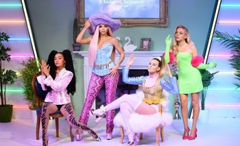 Little Mix ahora también es parte del museo de Madame Tussauds