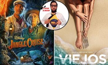 LA BUTACA DE BRESSAN |  Llega 'Jungle Cruise' y 'Old' a los cines