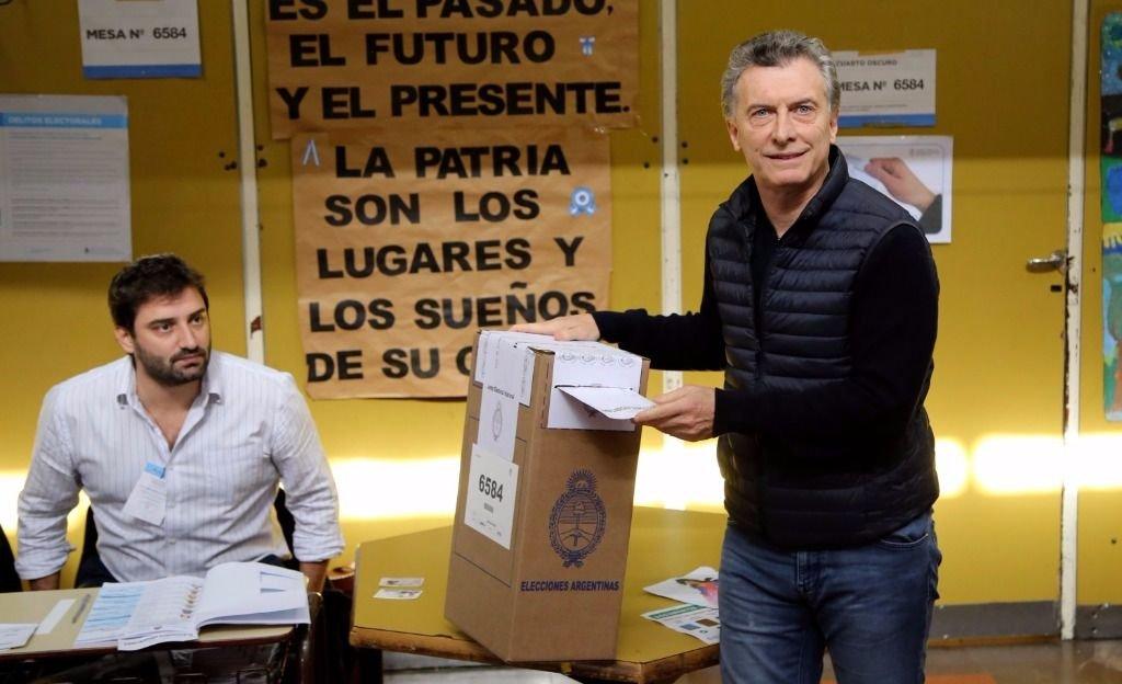 Macri, esperanzado en que se convalide el cambio