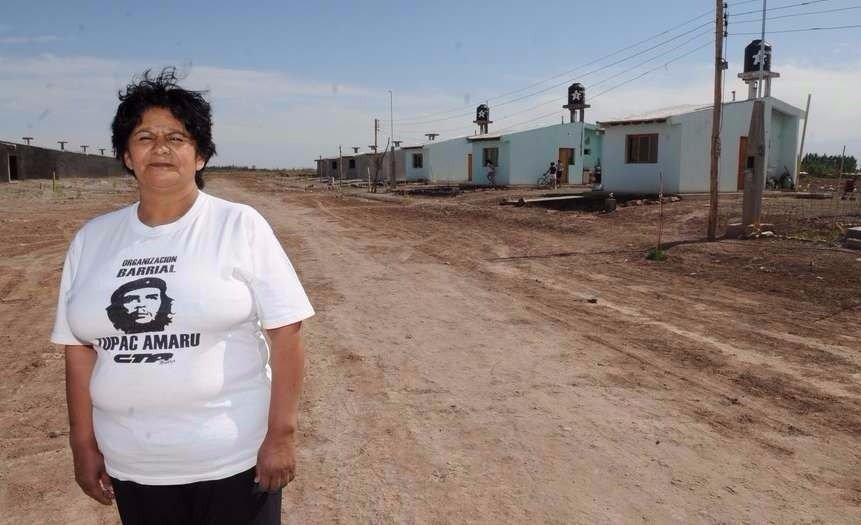 Mendoza: 30 cooperativas de la Tupac Amaru fueron dadas de baja